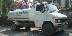 Water Tanker Success.