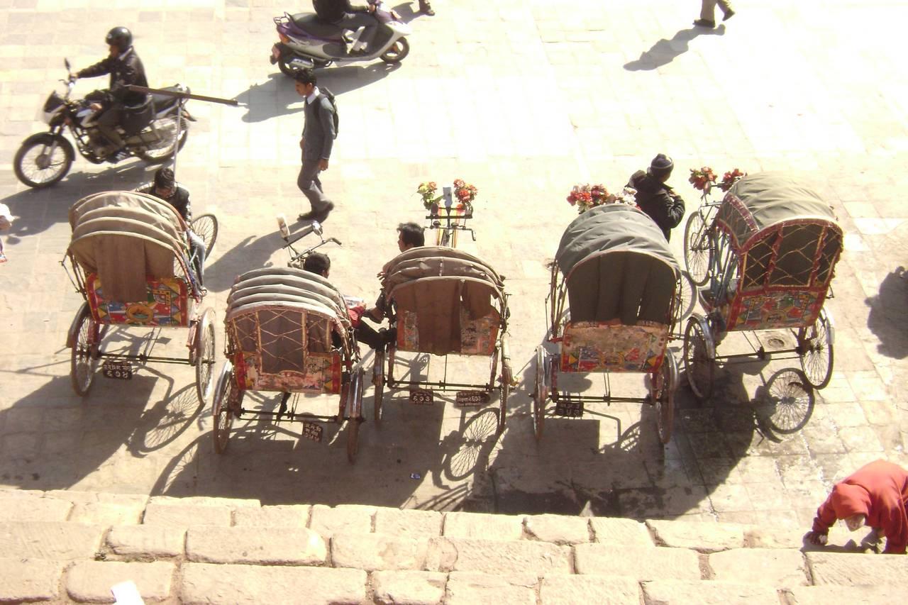 Rajendra's Rickshaws