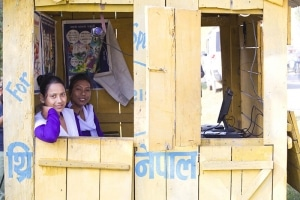 People and communities in Nepal