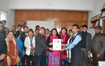 3 Angels Nepal Bags Prestigious Leadership Award in Mumbai