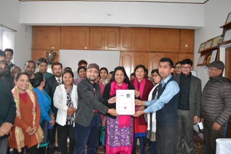 3 Angels Nepal Bags Prestigious Award