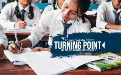 Turning Point Event at 3Angels Australia